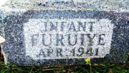 FURUIYE, (INFANT) - Boulder County, Colorado   (INFANT) FURUIYE - Colorado Gravestone Photos