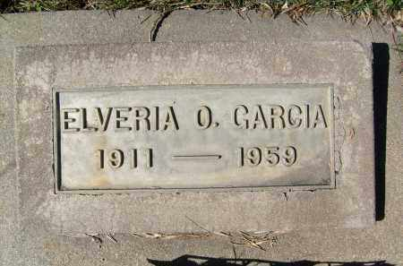 GARCIA, ELVERIA O. - Boulder County, Colorado   ELVERIA O. GARCIA - Colorado Gravestone Photos