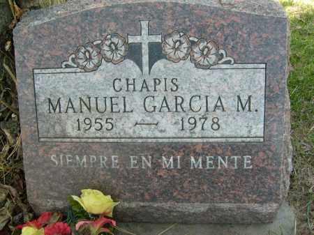 GARCIA, MANUEL - Boulder County, Colorado | MANUEL GARCIA - Colorado Gravestone Photos