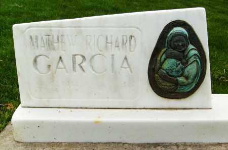 GARCIA, MATHEW RICHARD - Boulder County, Colorado | MATHEW RICHARD GARCIA - Colorado Gravestone Photos