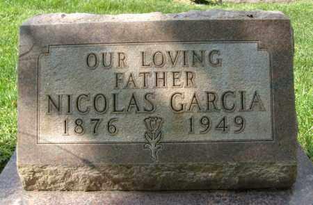 GARCIA, NICOLAS - Boulder County, Colorado | NICOLAS GARCIA - Colorado Gravestone Photos