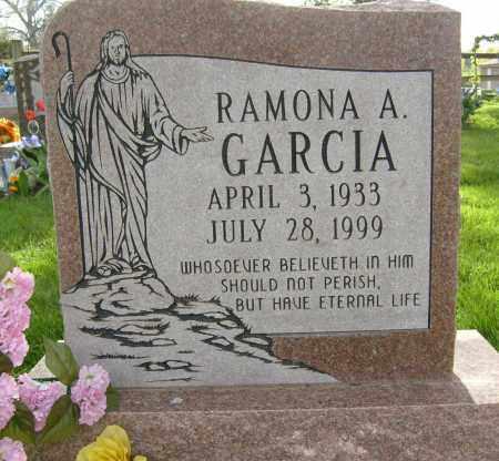 GARCIA, RAMONA A. - Boulder County, Colorado | RAMONA A. GARCIA - Colorado Gravestone Photos