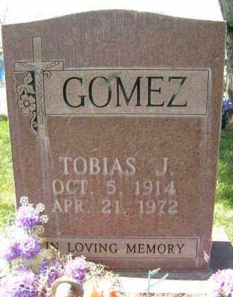 GOMEZ, TOBIAS J. - Boulder County, Colorado | TOBIAS J. GOMEZ - Colorado Gravestone Photos