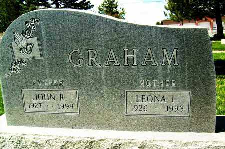 GRAHAM, JOHN R. - Boulder County, Colorado | JOHN R. GRAHAM - Colorado Gravestone Photos
