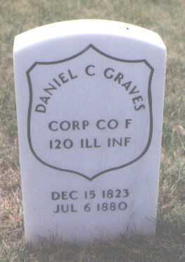 GRAVES, DANIEL C. - Boulder County, Colorado | DANIEL C. GRAVES - Colorado Gravestone Photos