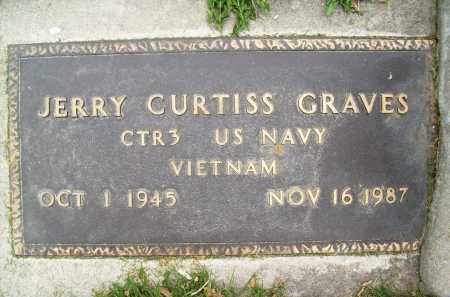GRAVES, JERRY CURTISS - Boulder County, Colorado | JERRY CURTISS GRAVES - Colorado Gravestone Photos
