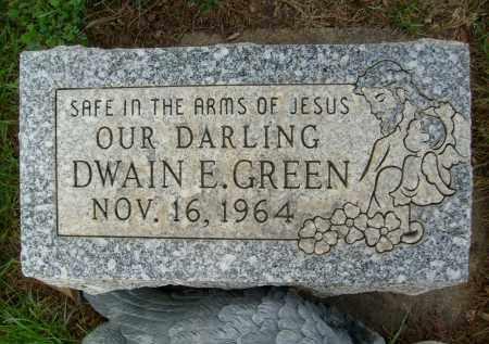 GREEN, DWAIN E. - Boulder County, Colorado | DWAIN E. GREEN - Colorado Gravestone Photos
