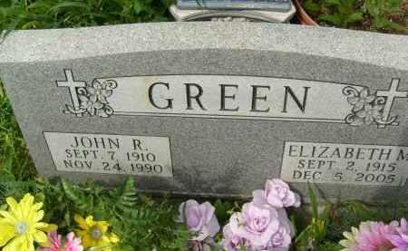 GREEN, JOHN R. - Boulder County, Colorado | JOHN R. GREEN - Colorado Gravestone Photos