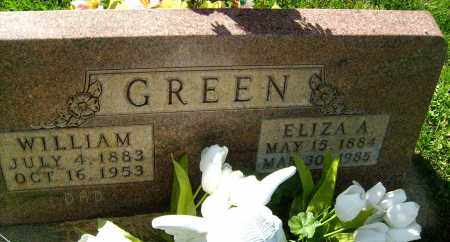 GREEN, WILLIAM - Boulder County, Colorado | WILLIAM GREEN - Colorado Gravestone Photos