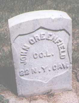 GREENFIELD, JOHN - Boulder County, Colorado   JOHN GREENFIELD - Colorado Gravestone Photos