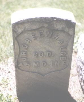 GREENHALGE, J. R. - Boulder County, Colorado   J. R. GREENHALGE - Colorado Gravestone Photos