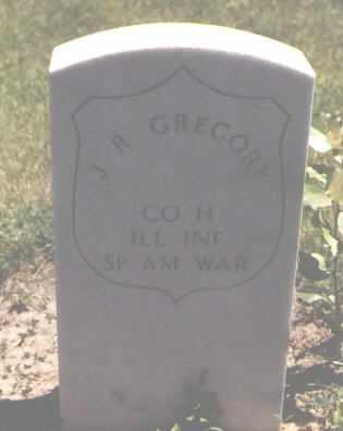 GREGORY, J. R. - Boulder County, Colorado   J. R. GREGORY - Colorado Gravestone Photos