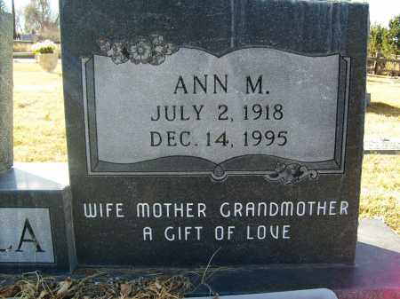 GUANELLA, ANN M. - Boulder County, Colorado | ANN M. GUANELLA - Colorado Gravestone Photos