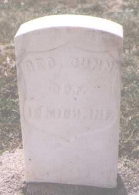 GUNN, GEORGE - Boulder County, Colorado | GEORGE GUNN - Colorado Gravestone Photos