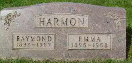 HARMON, RAYMOND - Boulder County, Colorado | RAYMOND HARMON - Colorado Gravestone Photos