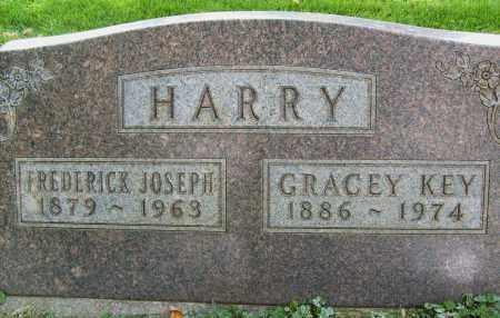 HARRY, FREDERICK JOSEPH - Boulder County, Colorado | FREDERICK JOSEPH HARRY - Colorado Gravestone Photos
