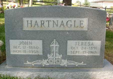 HARTNAGLE, TERESA - Boulder County, Colorado   TERESA HARTNAGLE - Colorado Gravestone Photos