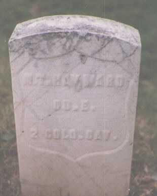 HAYWARD, MARSHALL T. - Boulder County, Colorado | MARSHALL T. HAYWARD - Colorado Gravestone Photos