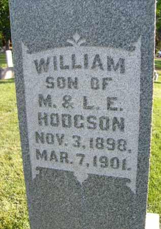 HODGSON, WILLIAM - Boulder County, Colorado | WILLIAM HODGSON - Colorado Gravestone Photos