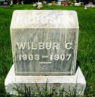 HODGSON, WILBUR C. - Boulder County, Colorado   WILBUR C. HODGSON - Colorado Gravestone Photos