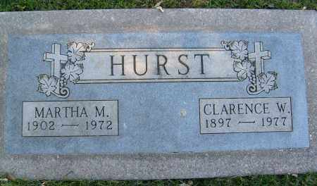 HURST, MARTHA M. - Boulder County, Colorado | MARTHA M. HURST - Colorado Gravestone Photos