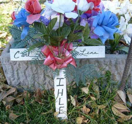 IHLE, LENA - Boulder County, Colorado | LENA IHLE - Colorado Gravestone Photos