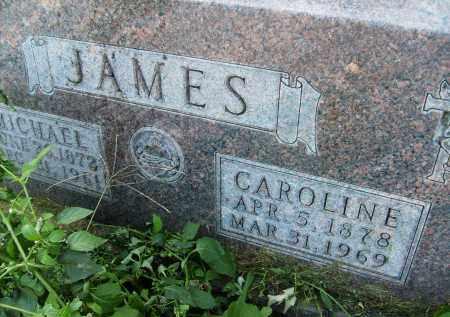 JAMES, CAROLINE - Boulder County, Colorado | CAROLINE JAMES - Colorado Gravestone Photos