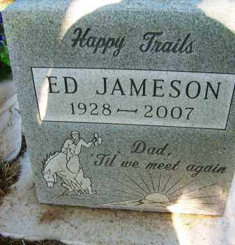 JAMESON, ED - Boulder County, Colorado | ED JAMESON - Colorado Gravestone Photos