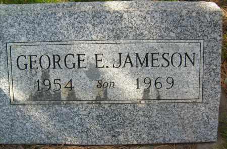JAMESON, GEORGE E. - Boulder County, Colorado | GEORGE E. JAMESON - Colorado Gravestone Photos