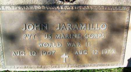 JARAMILLO, JOHN - Boulder County, Colorado | JOHN JARAMILLO - Colorado Gravestone Photos