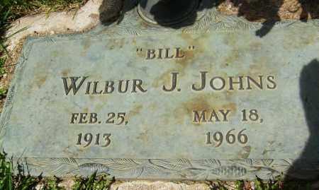"""JOHNS, WILBUR J. """"BILL"""" - Boulder County, Colorado   WILBUR J. """"BILL"""" JOHNS - Colorado Gravestone Photos"""