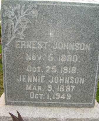 JOHNSON, ERNEST - Boulder County, Colorado | ERNEST JOHNSON - Colorado Gravestone Photos