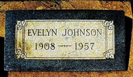 JOHNSON, EVELYN - Boulder County, Colorado | EVELYN JOHNSON - Colorado Gravestone Photos