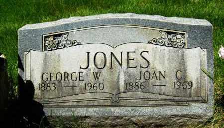 JONES, JOAN C. - Boulder County, Colorado   JOAN C. JONES - Colorado Gravestone Photos