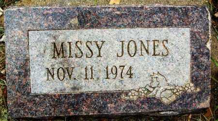 JONES, MISSY - Boulder County, Colorado   MISSY JONES - Colorado Gravestone Photos