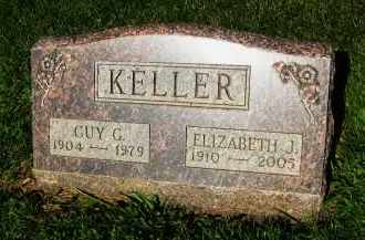 KELLER, GUY G. - Boulder County, Colorado | GUY G. KELLER - Colorado Gravestone Photos