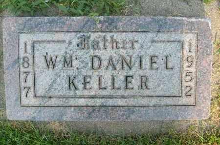 KELLER, WILLIAM DANIEL - Boulder County, Colorado | WILLIAM DANIEL KELLER - Colorado Gravestone Photos