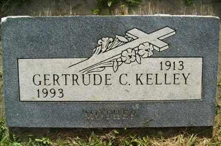 KELLEY, GERTRUDE C. - Boulder County, Colorado | GERTRUDE C. KELLEY - Colorado Gravestone Photos