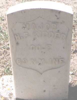 KIDDER, H. P. - Boulder County, Colorado | H. P. KIDDER - Colorado Gravestone Photos