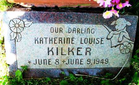 KILKER, KATHERINE LOUISE - Boulder County, Colorado | KATHERINE LOUISE KILKER - Colorado Gravestone Photos