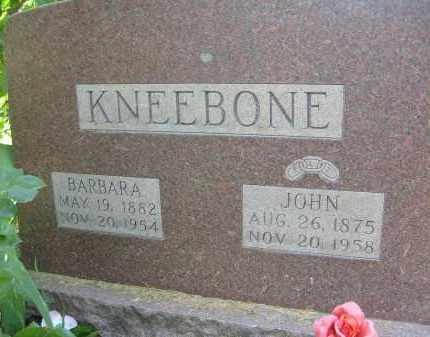 KNEEBONE, JOHN - Boulder County, Colorado | JOHN KNEEBONE - Colorado Gravestone Photos