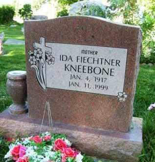 KNEEBONE, IDA - Boulder County, Colorado   IDA KNEEBONE - Colorado Gravestone Photos