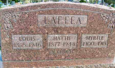 LAFFEA, HATTIE - Boulder County, Colorado | HATTIE LAFFEA - Colorado Gravestone Photos