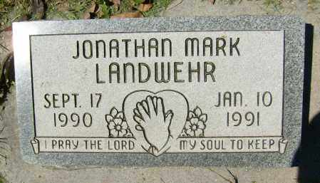 LANDWEHR, JONATHAN MARK - Boulder County, Colorado | JONATHAN MARK LANDWEHR - Colorado Gravestone Photos