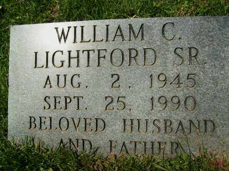 LIGHTFORD, WILLIAM C., SR. - Boulder County, Colorado | WILLIAM C., SR. LIGHTFORD - Colorado Gravestone Photos