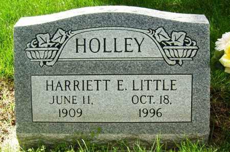 LITTLE, HARRIETT E. - Boulder County, Colorado | HARRIETT E. LITTLE - Colorado Gravestone Photos