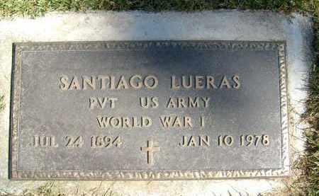 LUERAS, SANTIAGO - Boulder County, Colorado   SANTIAGO LUERAS - Colorado Gravestone Photos