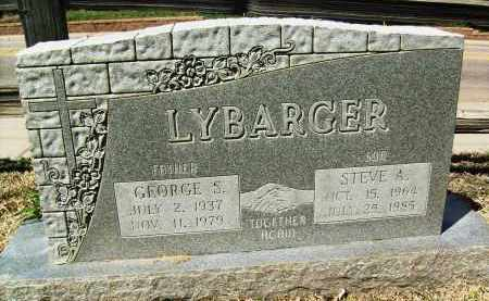 LYBARGER, GEORGE S. - Boulder County, Colorado | GEORGE S. LYBARGER - Colorado Gravestone Photos