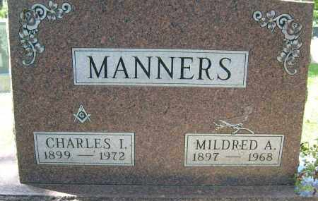 MANNERS, CHARLES I. - Boulder County, Colorado | CHARLES I. MANNERS - Colorado Gravestone Photos