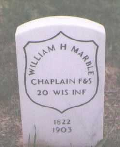 MARBLE, WILLIAM H. - Boulder County, Colorado | WILLIAM H. MARBLE - Colorado Gravestone Photos